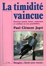 La timidité vaincue, Paul-Clément Jagot, livre sur la timidité